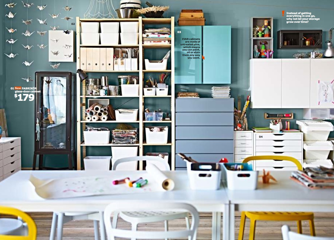 Ikea 2014 catalog full Organizing home