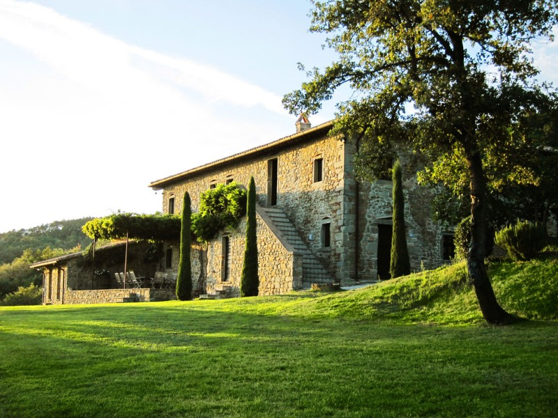 Casa Bramasole: Yet Another Stunning Umbrian Villa