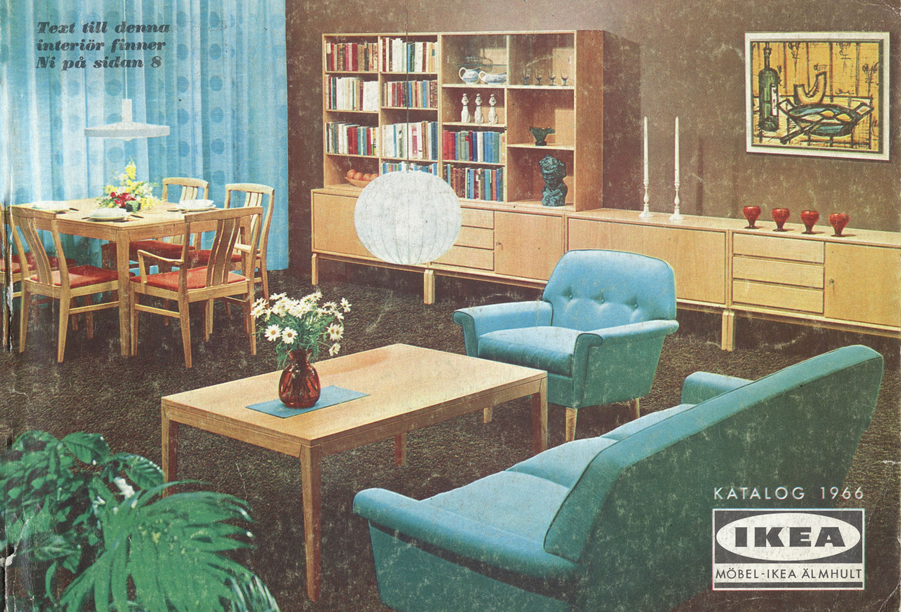 Home Design Catalog Ikea Catalog Covers From 19512015