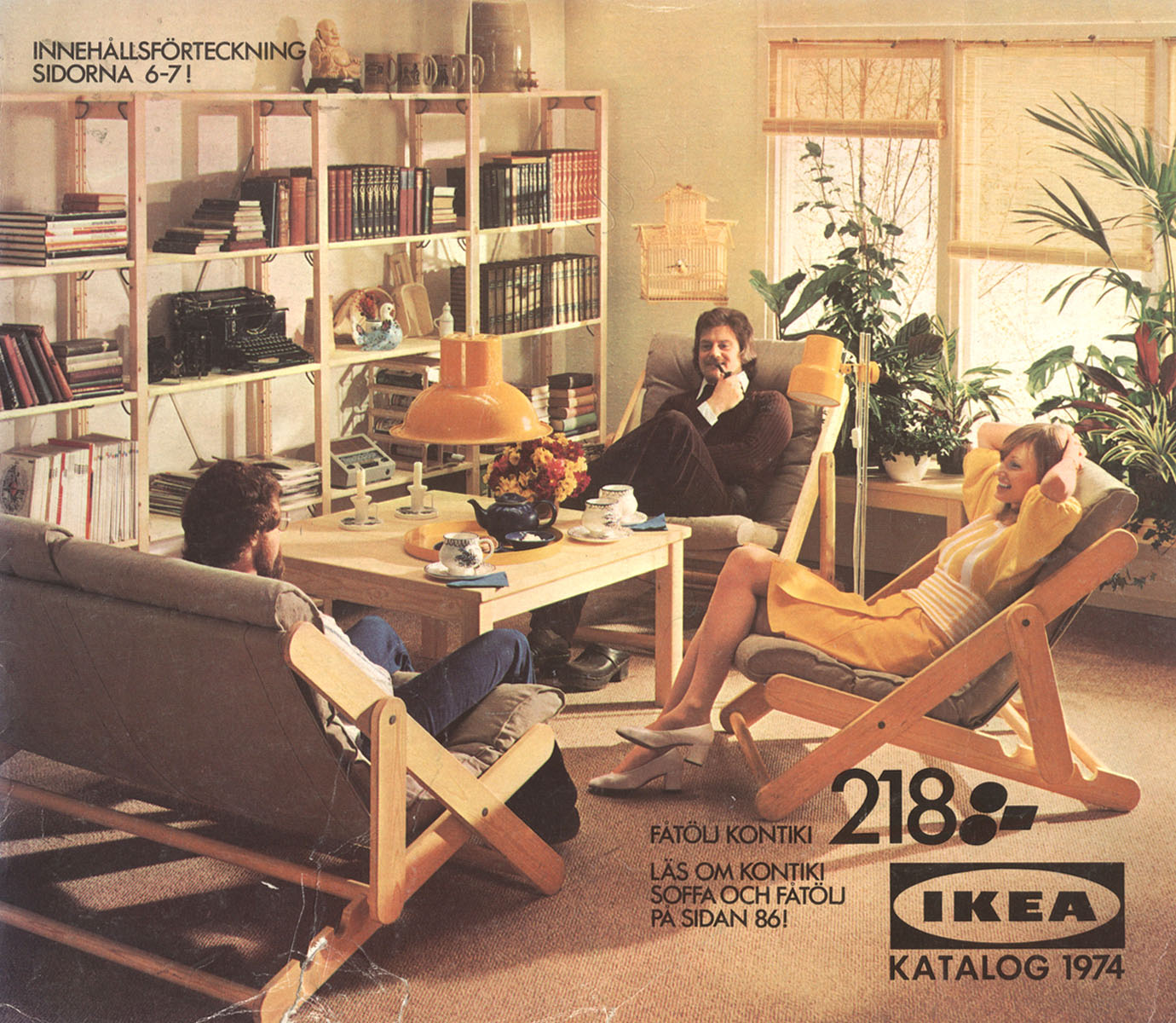 Ikea 1974 Catalog Interior Design Ideas