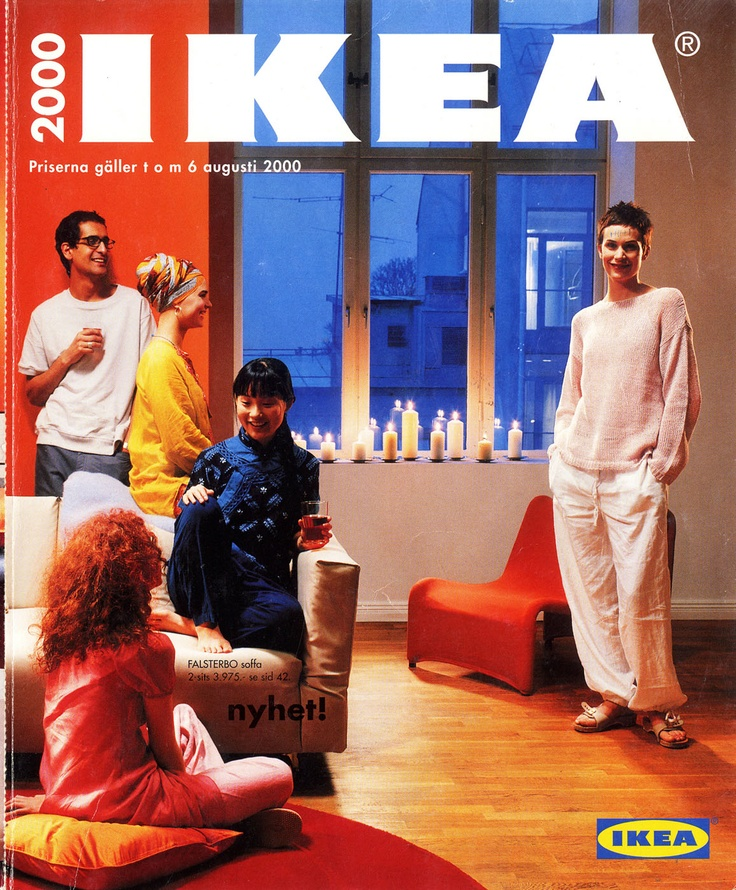 IKEA 2000 Catalog Interior Design Ideas