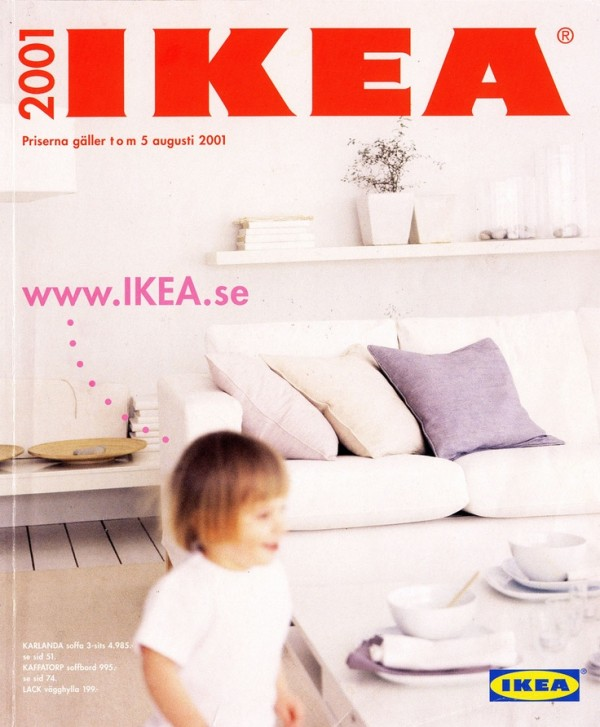 Ikea Catalog Covers From