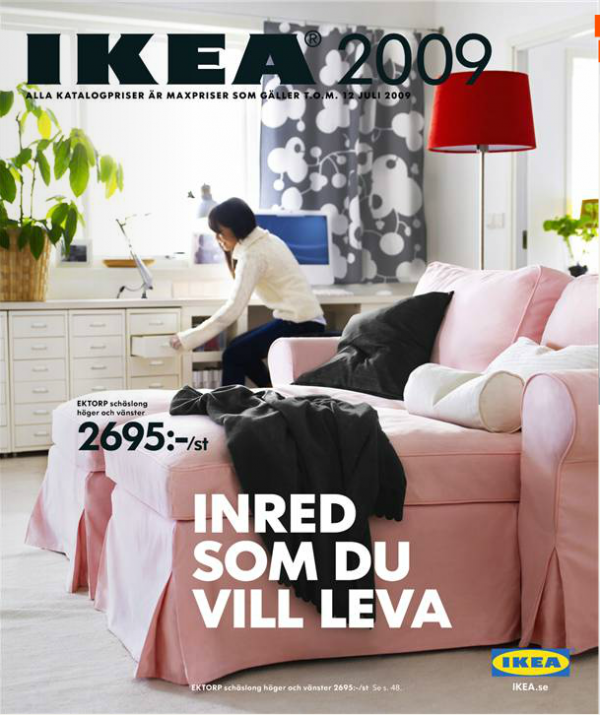 ikea 2009 catalog interior design ideas. Black Bedroom Furniture Sets. Home Design Ideas
