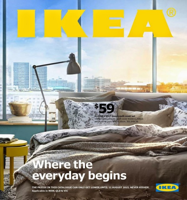 IKEA 2015 Catalog Cover