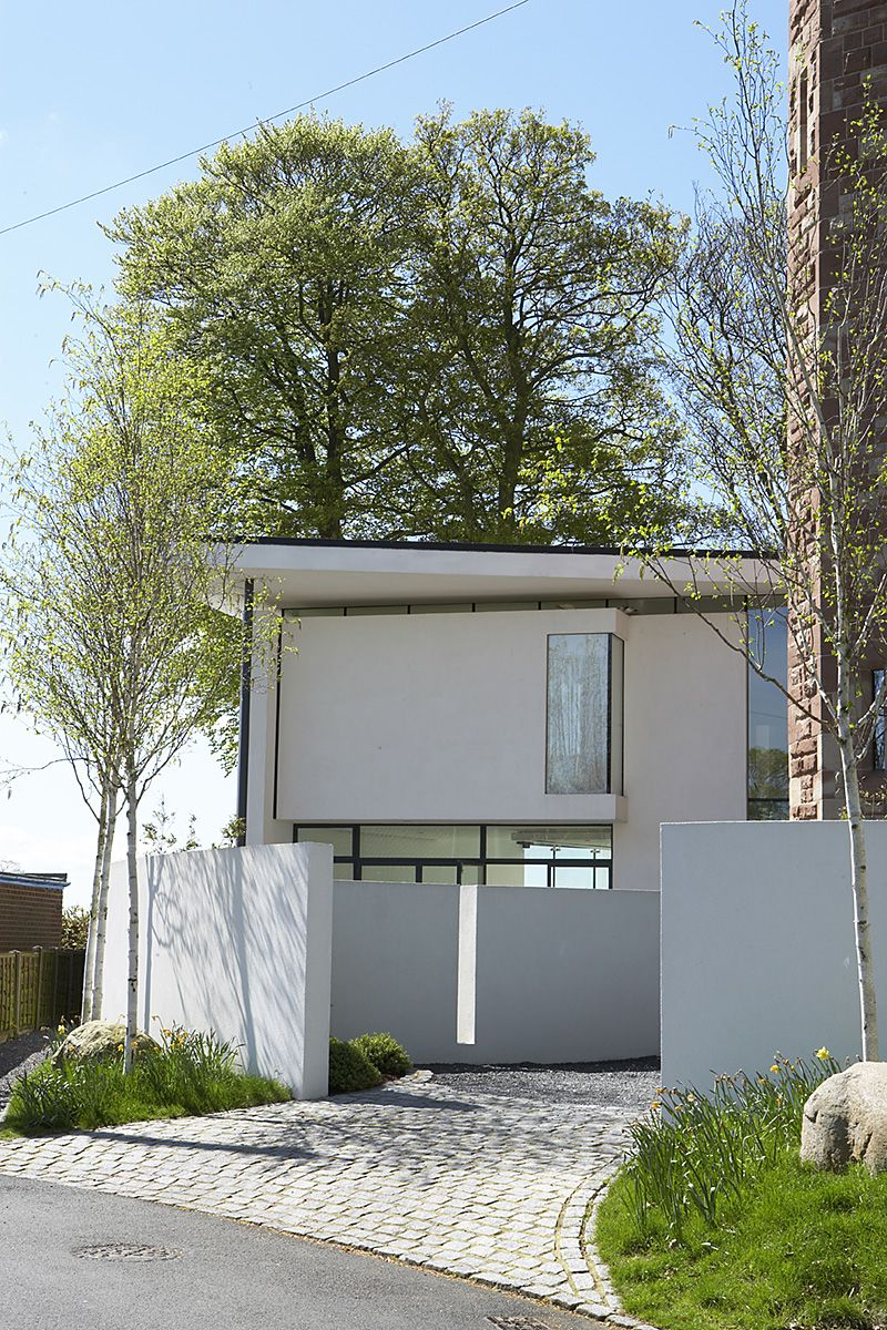 Contemporary Tower House