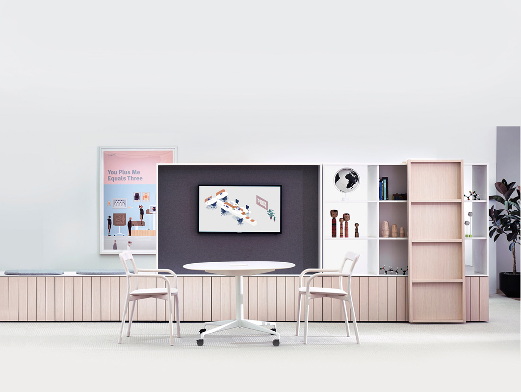 Workspace Designs for Modern Offices
