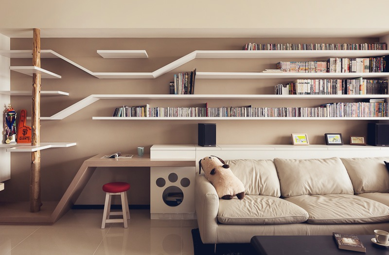 like architecture interior design follow us - Cat Room Design Ideas