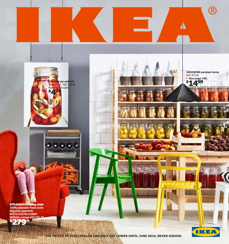 Ikea 2014 catalog full Design house catalog