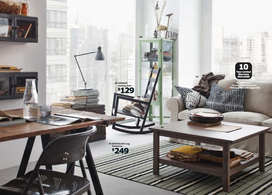 Ikea Living Room Decorating Ikea 2014 Catalog Full