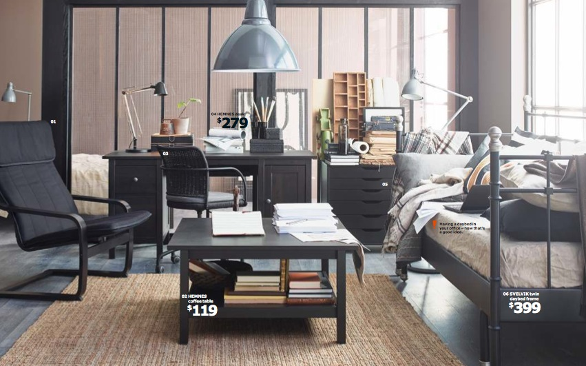 Ikea 2014 Study Interior Design Ideas