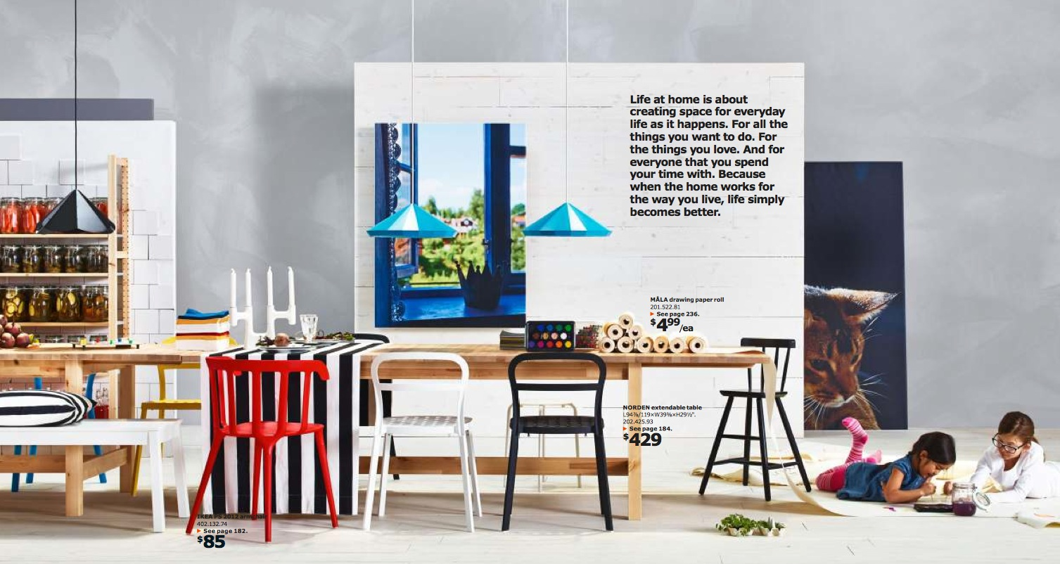 Ikea 2014 catalog full Design my room online