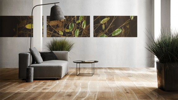 Bolefloor Curved Wood Panels: Floors as Nature Intended