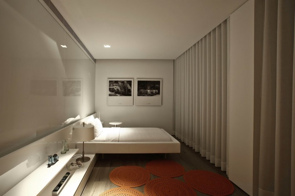 Dim Lighting Bedroom - Bold cosmopolitan house in istanbul