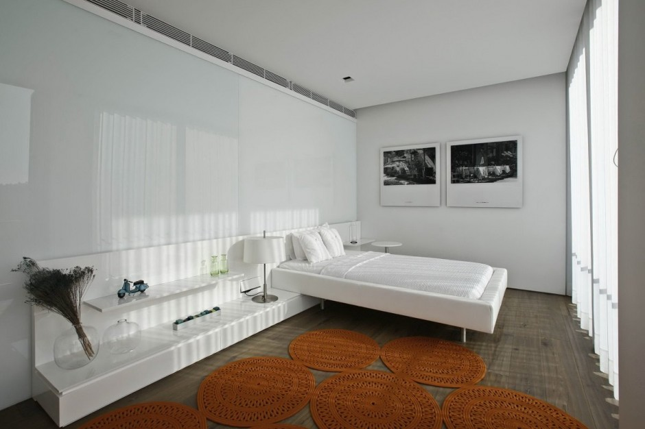 Guest Bedroom - Bold cosmopolitan house in istanbul