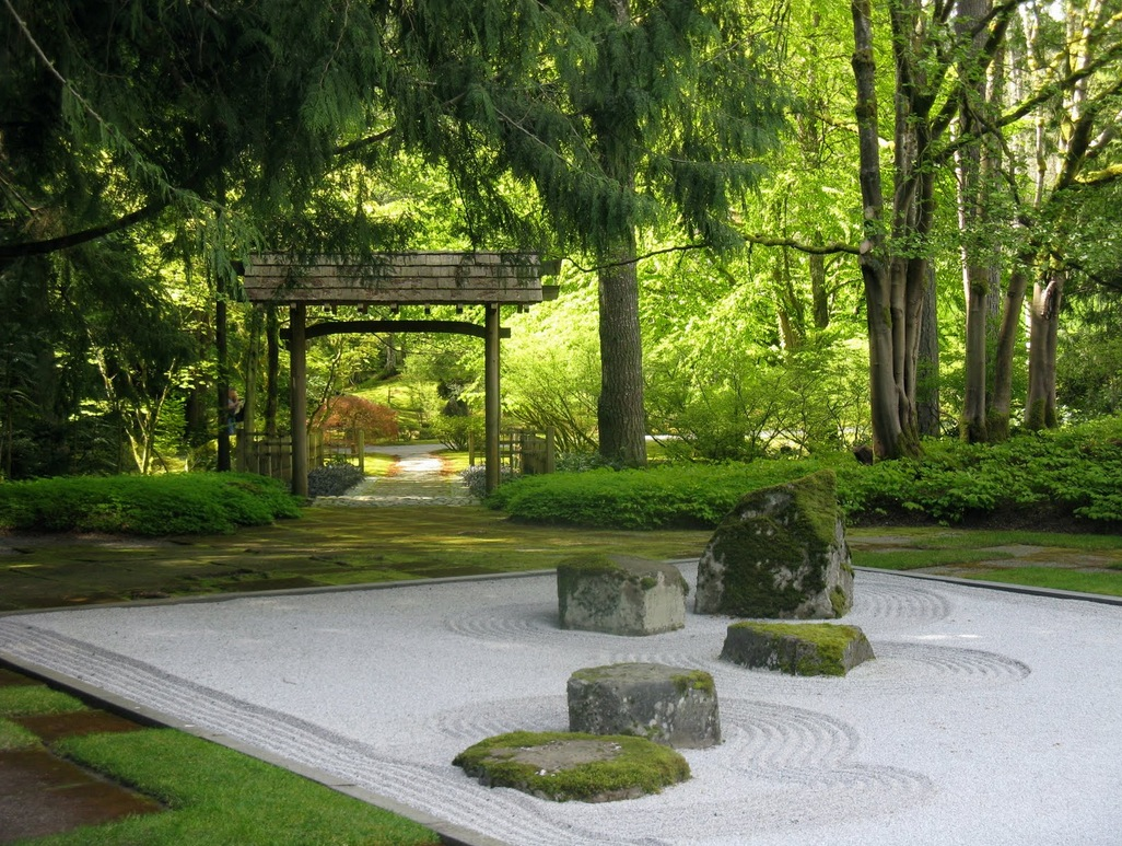 rock gardens - Garden Ideas Japanese