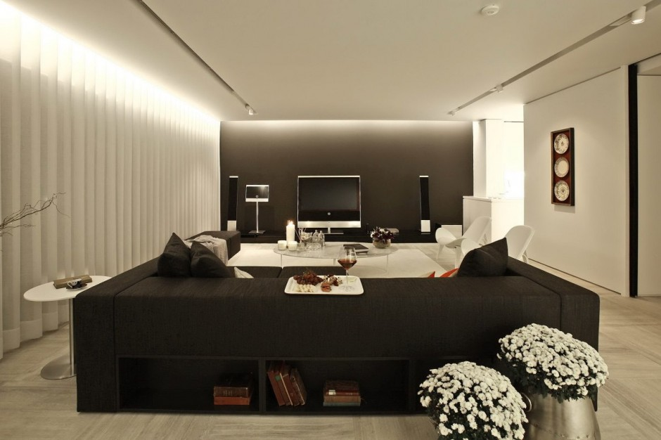 Media Center - Bold cosmopolitan house in istanbul