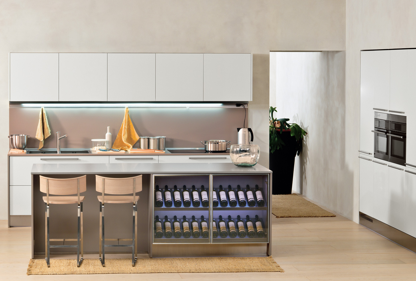 Functional Kitchen Design Ideas ~ Modern italian kitchen design from arclinea