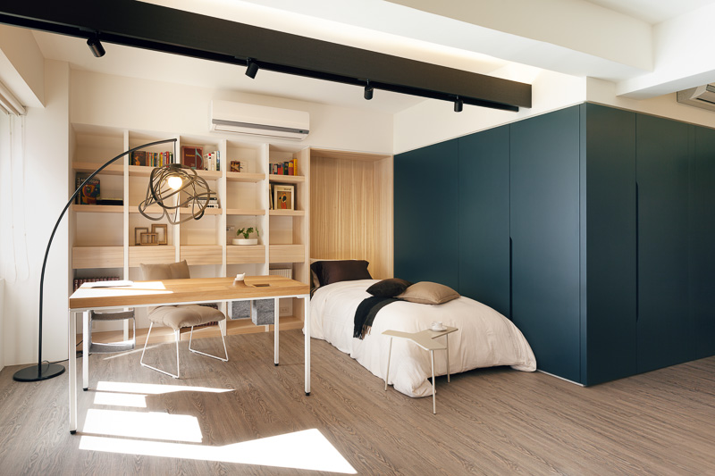 Small Home With Smart Use Of Space Taiwan