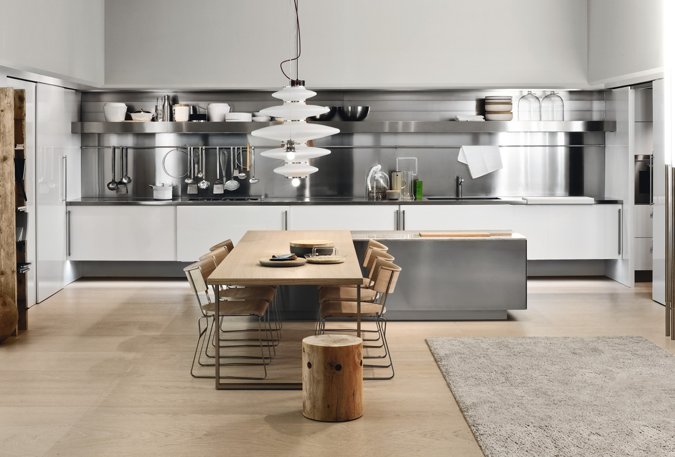 Modern italian kitchen design from arclinea - Cucine decorate ...