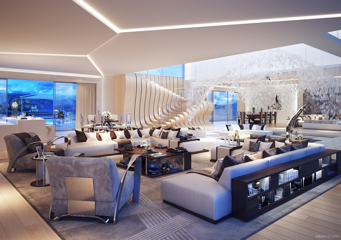 Amazing designer living rooms - Lounge rooms ...
