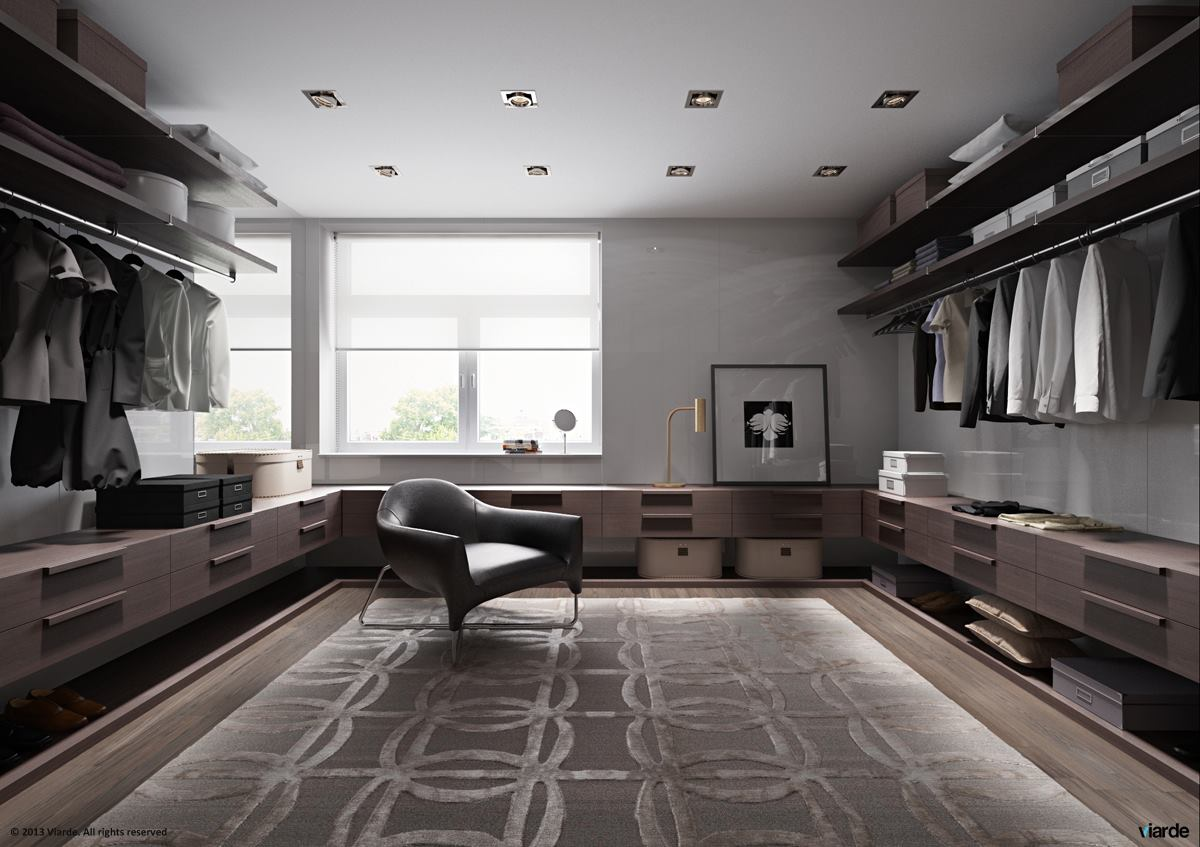 Interesting Modern Apartment Living Room Design