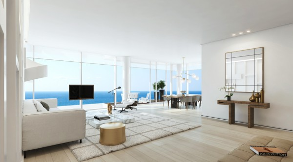 Inside Tel Aviv S Newest Luxury Residences Visualization