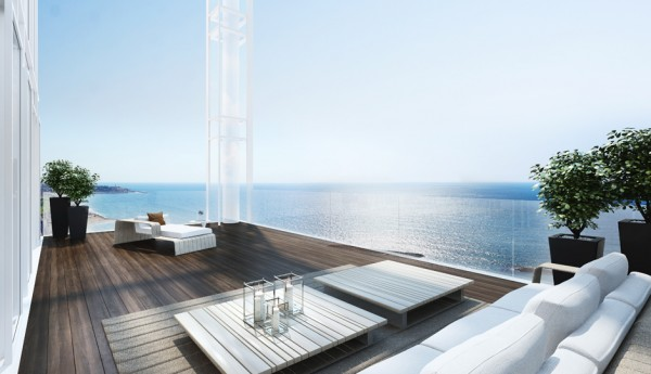 19 outdoor lounge deck