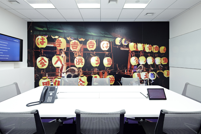22 Conference Room Japanese Wall Art Interior Design Ideas