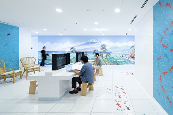 26 modern office koi decor