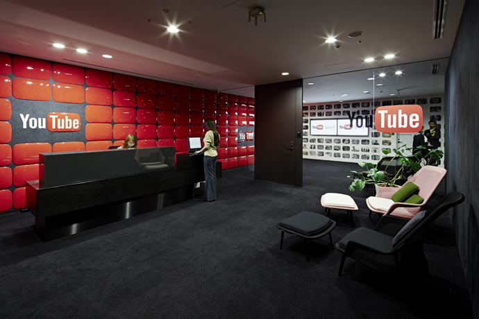 Youtube Offices google's tokyo presence: youtube and google tokyo offices