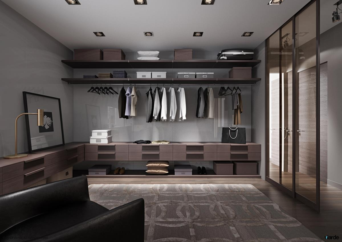 9 Huge Walk In Closet Interior Design Ideas