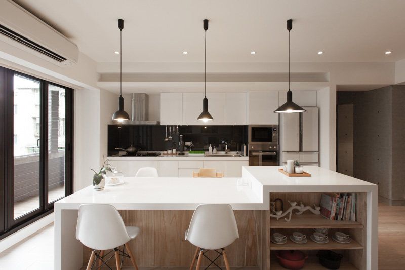 Apartment Kitchen Tumblr Sparkling Urban Apartment Design