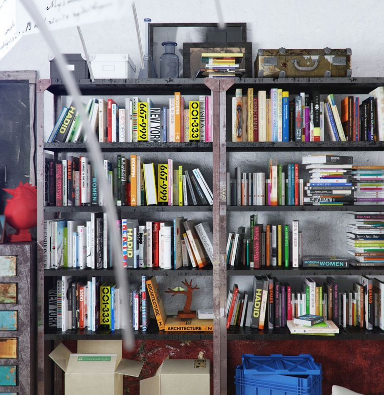celebrity bookcases interiors home ideas designs