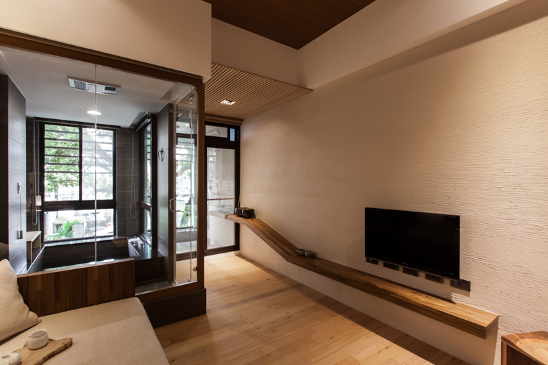 Modern japanese house for Asian interior design