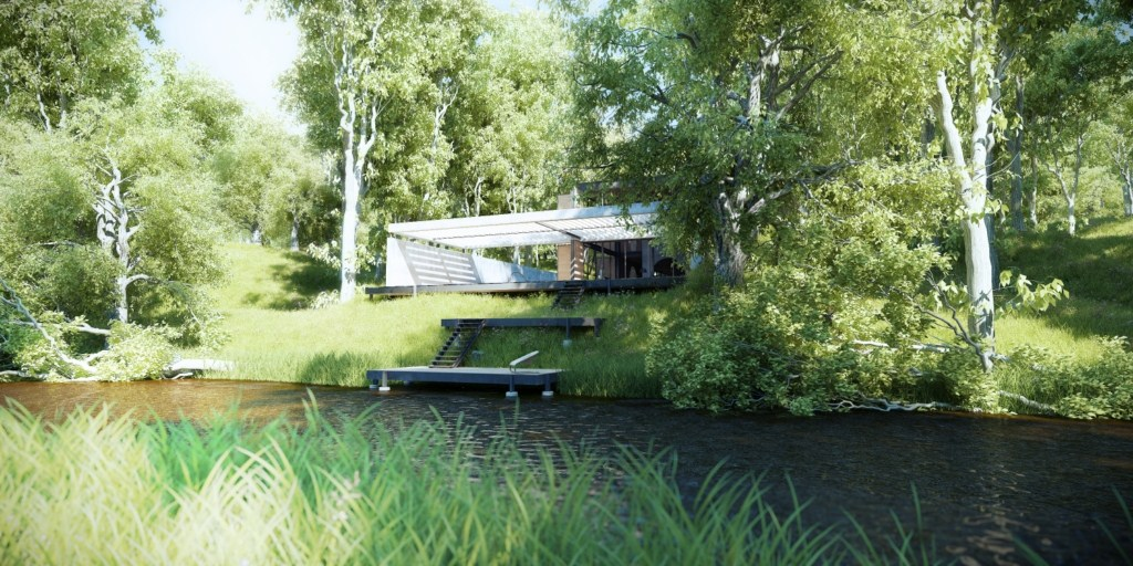 Home Visualizations Take You Back To Nature