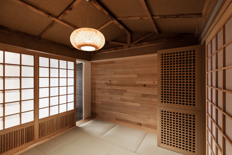Modern Japanese House : shoji room from www.home-designing.com size 800 x 533 jpeg 195kB