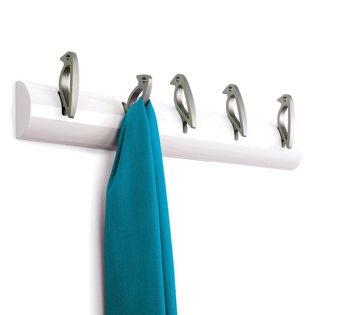 Cute Coat Hooks Home Design