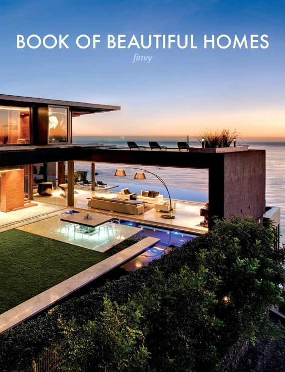Introducing the book of beautiful homes for Modern house design books