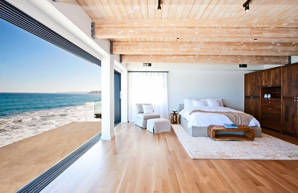 beachfront bedroom