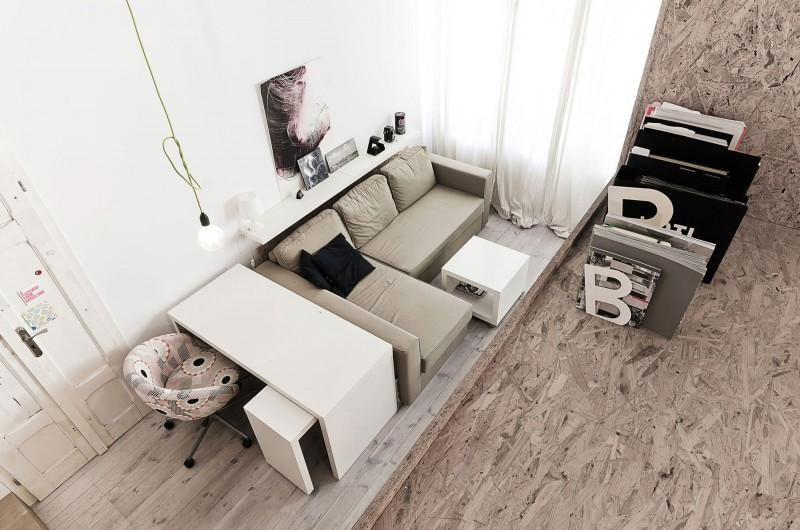 Stunning 312 Square Feet 29 Sq Meter Micro Apartment