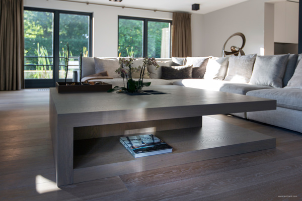 Like Architecture & Interior Design? Follow Us.. - Creative Custom Coffee Table Interior Design Ideas.