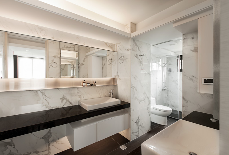 marble bathroom interior design ideas
