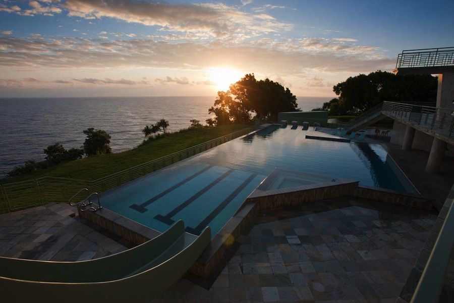 hawaiian oceanfront mansion with spectacular views and 50m lap pool - Olympic Swimming Pool 2013