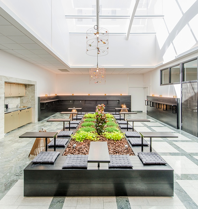 The Kitchen Table Atrium