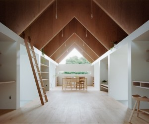 The Designs Of These Japanese Homes Favor Space And Simplicity Over