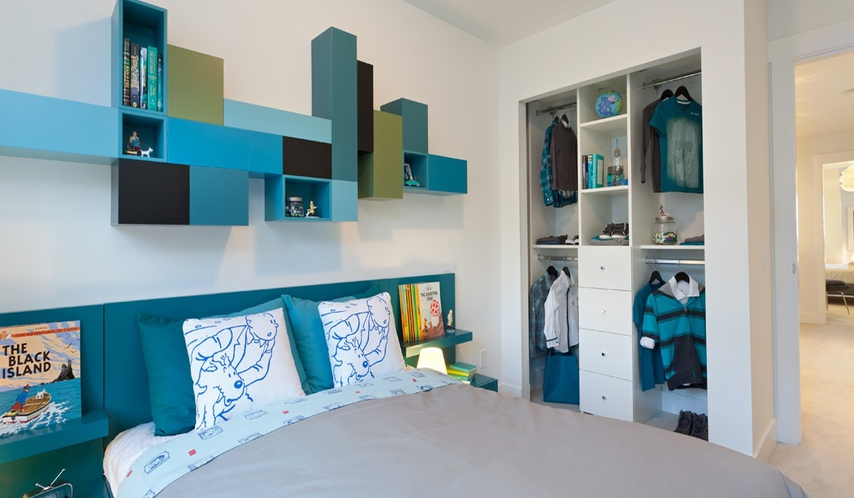 Turquoise bedroom interior design ideas for Turquoise bedroom decor