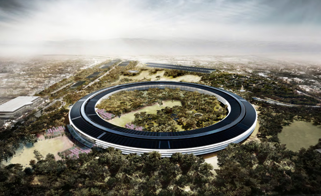 Apple's Headquarters [New Pictures & Video]