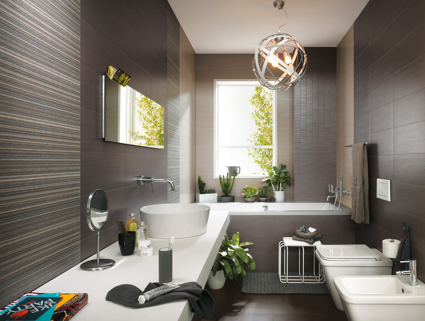 Top to toe lavish bathrooms - Masculine bathroom design ...