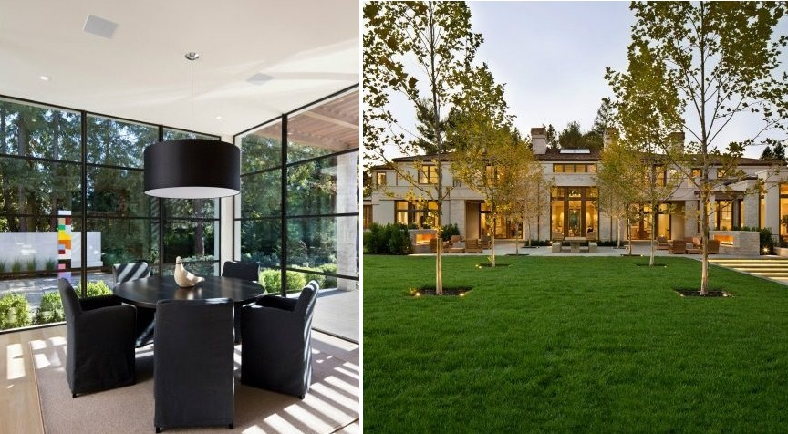 Paul Allens Home - Microsoft co founder and billionaire paul allen s new 27m home