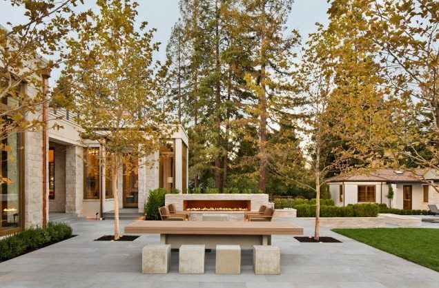 Patio Design - Microsoft co founder and billionaire paul allen s new 27m home